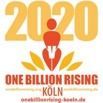 ONE BILLION RISING Köln 2020, Freitag, 14. Februar: Tanzen gegen Gewalt an Frauen und Mädchen!