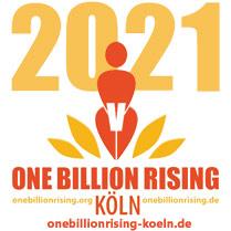 ONE BILLION RISING Köln 2021, Sonntag, 14. Februar: Tanzen gegen Gewalt an Frauen und Mädchen!